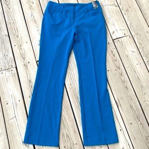 NWT New York & Co Stretch Bootcut Trouser size 6